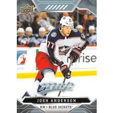 Anderson Josh - 2019-20 MVP No.154