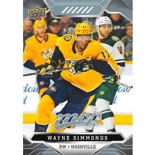 Simmonds Wayne - 2019-20 MVP No.177