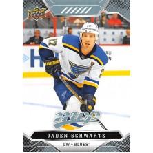 Schwartz Jaden - 2019-20 MVP No.187