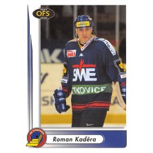 Kaděra Roman - 2001-02 OFS No.37