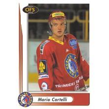 Cartelli Mario - 2001-02 OFS No.49