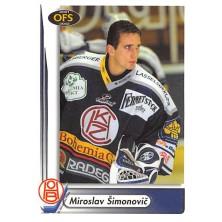 Šimonovič Miroslav - 2001-02 OFS No.203