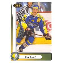 Alinč Jan - 2001-02 OFS No.301