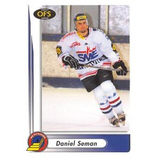 Seman Daniel - 2001-02 OFS No.310