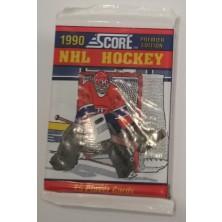 Balíček Score American 1990-91