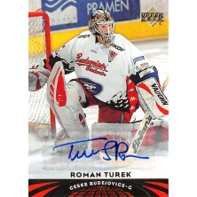 Turek Roman - 2004-05 UD All-World Edition Autographs No.1
