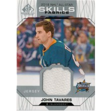 Tavares John - 2018-19 SP Game Used 18 All Star Skills Fabrics No.AS-JT