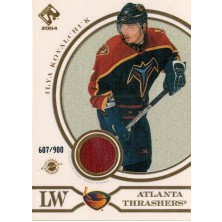 Kovalchuk Ilya - 2003-04 Private Stock Reserve No.143