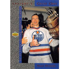 Messier Mark - 1993-94 Upper Deck Gretzkys Great Ones No.GG5