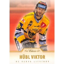 Hübl Viktor - 2015-16 OFS Retail Parallel No.179