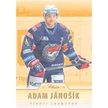 Jánošík Adam - 2015-16 OFS Hobby Parallel No.269