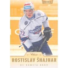 Šnajnar Rostislav - 2015-16 OFS Hobby Parallel No.305