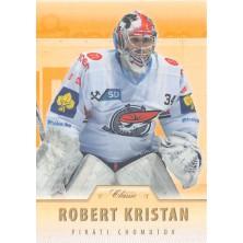 Kristan Robert - 2015-16 OFS Hobby Parallel No.413