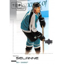 Selanne Teemu - 2002-03 Top Shelf No.75