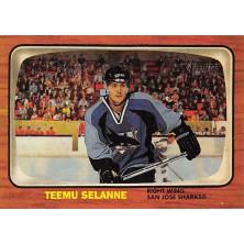 Selanne Teemu - 2002-03 Topps Heritage No.21