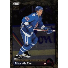 McKee Mike - 1993-94 Score Canadian Gold Rush No.630