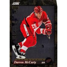 McCarty Darren - 1993-94 Score Canadian Gold Rush No.631