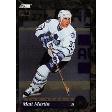 Martin Matt - 1993-94 Score Canadian Gold Rush No.635