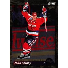 Slaney John - 1993-94 Score Canadian Gold Rush No.636