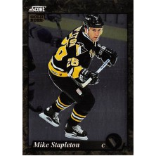 Stapleton Mike - 1993-94 Score Canadian Gold Rush No.638