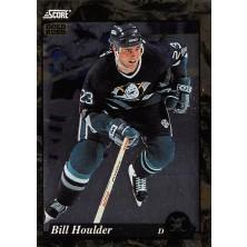 Houlder Bill - 1993-94 Score Canadian Gold Rush No.639