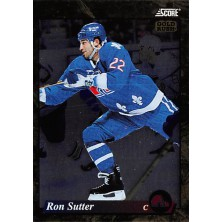 Sutter Ron - 1993-94 Score Canadian Gold Rush No.640