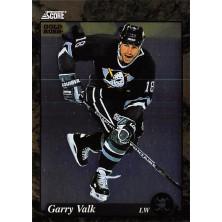 Valk Garry - 1993-94 Score Canadian Gold Rush No.641
