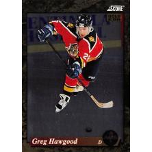 Hawgood Greg - 1993-94 Score Canadian Gold Rush No.642