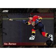 Barnes Stu - 1993-94 Score Canadian Gold Rush No.644