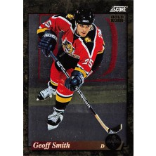 Smith Geoff - 1993-94 Score Canadian Gold Rush No.646