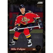 Foligno Mike - 1993-94 Score Canadian Gold Rush No.647