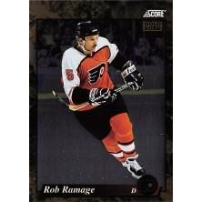 Ramage Rob - 1993-94 Score Canadian Gold Rush No.653