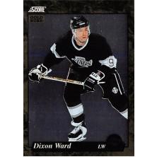 Ward Dixon - 1993-94 Score Canadian Gold Rush No.654