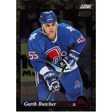 Butcher Garth - 1993-94 Score Canadian Gold Rush No.657