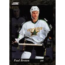 Broten Paul - 1993-94 Score Canadian Gold Rush No.658
