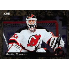 Brodeur Martin - 1993-94 Score Canadian Gold Rush No.648