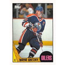 Gretzky Wayne - 1987-88 Topps No.53