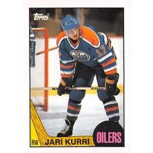 Kurri Jari - 1987-88 Topps No.148
