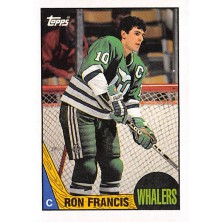Francis Ron - 1987-88 Topps No.187