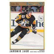 Jágr Jaromír - 1991-92 OPC Premier No.24
