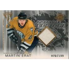 Erat Martin - 2003-04 Titanium Patches No.164