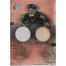 Hašek Dominik - 2000-01 SPx Winning Materials No.DH