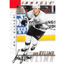 Bylsma Dan - 1997-98 Be A Player Autographs No.29