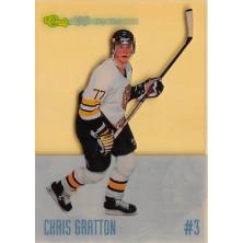 Gratton Chris - 1993-94 Classic Top Ten No.DP3