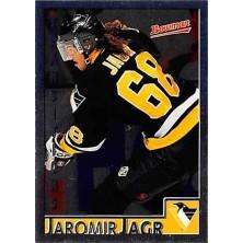 Jágr Jaromír - 1995-96 Bowman Foil No.57