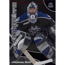Fiset Stephane - 2001-02 Between The Pipes No.74