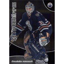 Roussel Dominic - 2001-02 Between The Pipes No.75