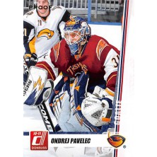 Pavelec Ondřej - 2010-11 Donruss Press Proofs No.157
