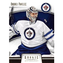 Pavelec Ondřej - 2013-14 Rookie Anthology Gold No.99
