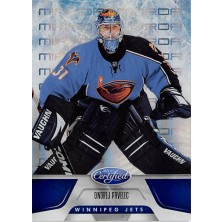 Pavelec Ondřej - 2011-12 Certified Mirror Blue No.82